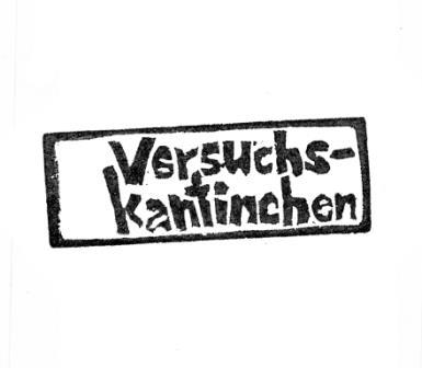 Versuchkantinchen Frankfurt