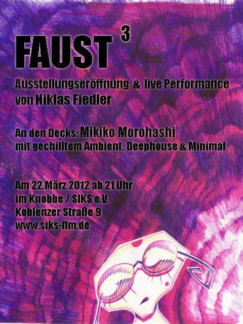 Fausthoch3 Ausstellungseröffnung im Knobbe