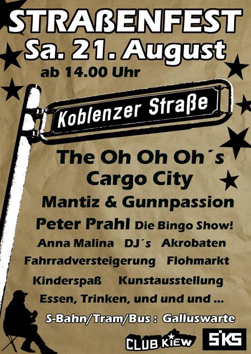 Strassenfest 2010 SIKS