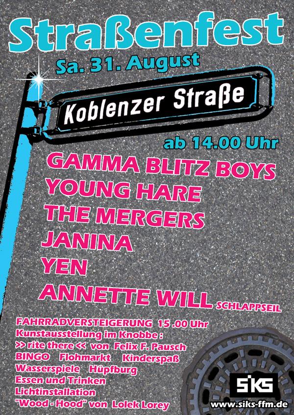 Strassenfest 2013