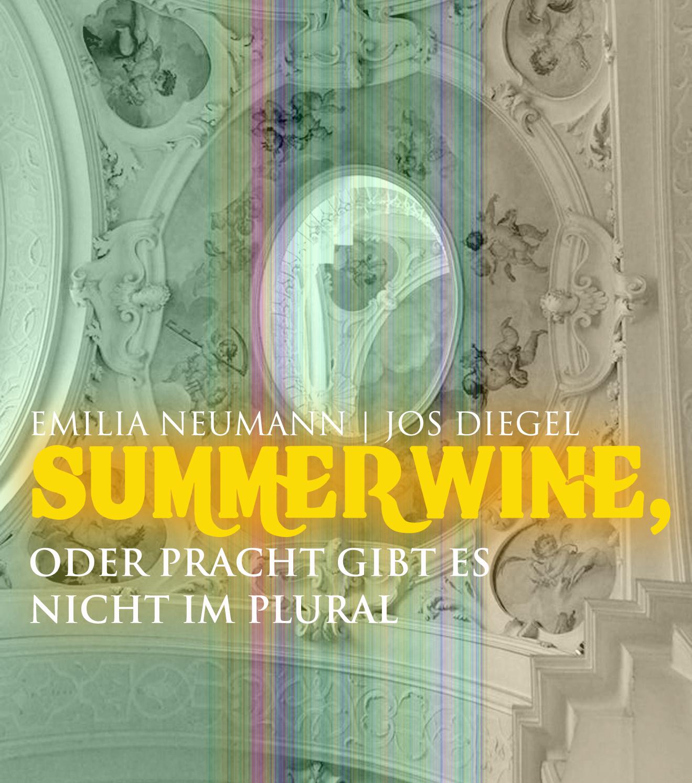 Flyer AUSSTELLUNG STRAßENFEST 2012